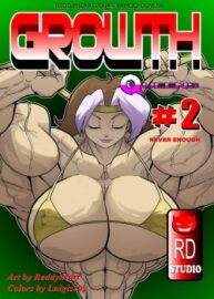 Cover Growth Queens 2 – Never Enough