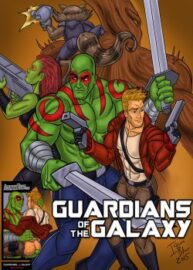 Cover Guardians Of The Galaxy