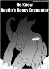 Cover He Knew – Austin's Gooey Encounter