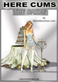 Cover Here Cums The Bride